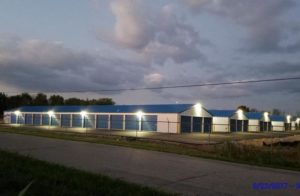 Muncie storage facility