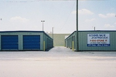 Large units with drive-up access