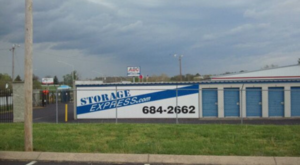 Shelbyville storage facility