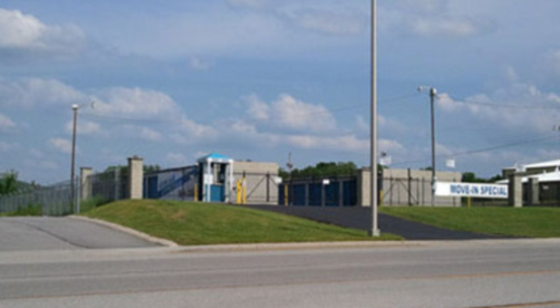 Street view of facility