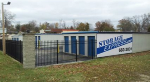 Gated and secure storage facility