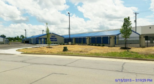 Storage facility in Lebanon, Indiana
