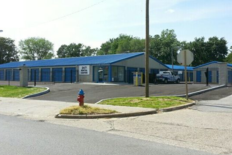 Mount Carmel storage units