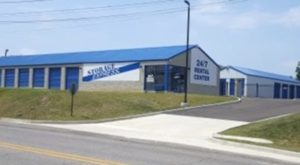 North Vernon storage facility