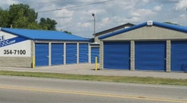 Storage unit buildings