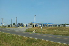 Street view of South Princeton storage facility