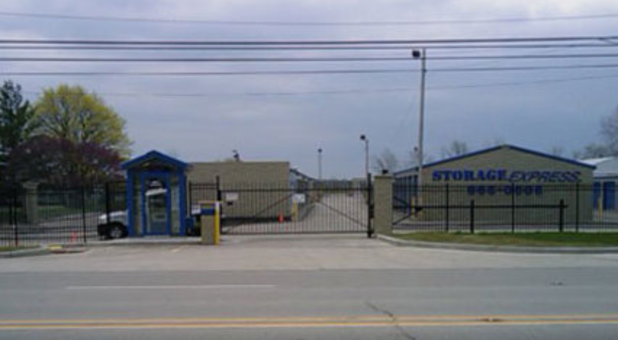 National Road storage facility