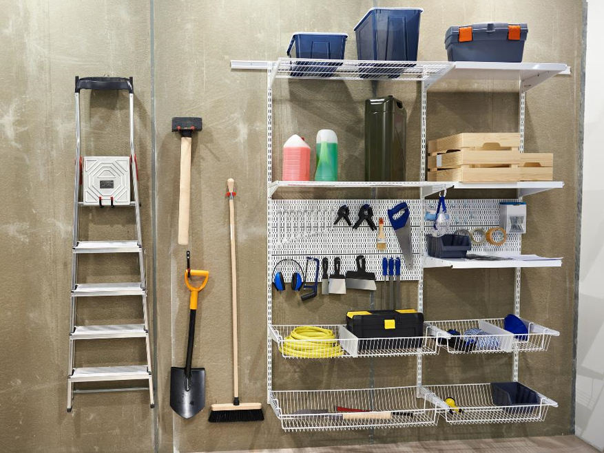 Smart Shed Storage Making The Most Of The Limited Space