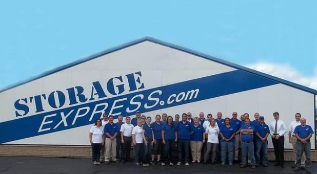 Storage Express team members