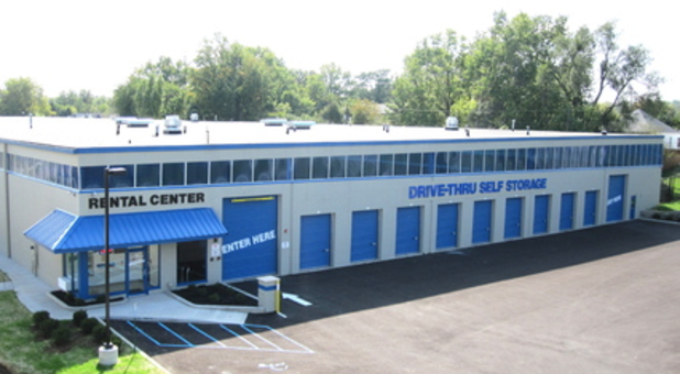 Storage facility rental center in Bloomington