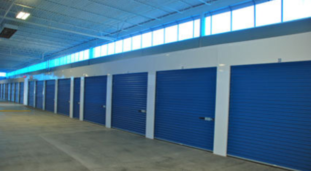 Large climate controlled storage units