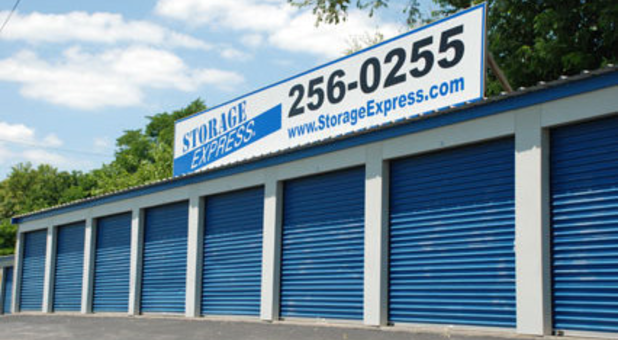 Storage units with phone number 256-0255