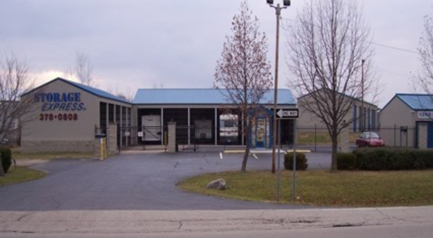 Storage facilty on Indianapolis Road in Columbus