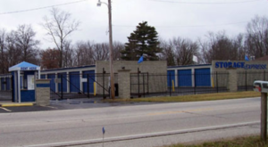 Linton storage facility