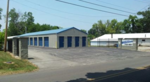 Storage facility in Scottsburg