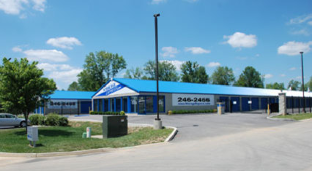 Street view of Sellersburg storage facility