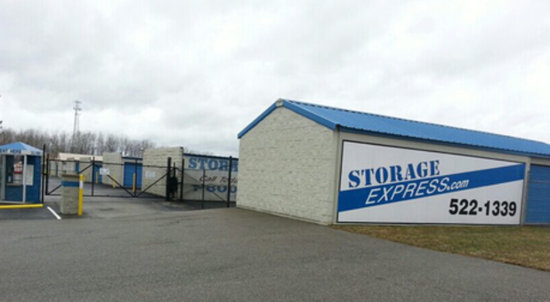 Seymour storage facility