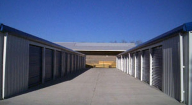 Outdoor storage units in Galesburg