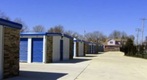 Outdoor storage units in Washington, Illinois