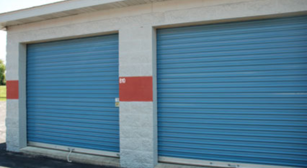 Doors for large storage units