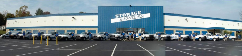 employment opportunities at Storage Express